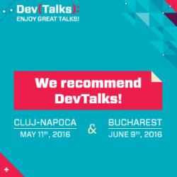 DevTalks - Cluj Napoca