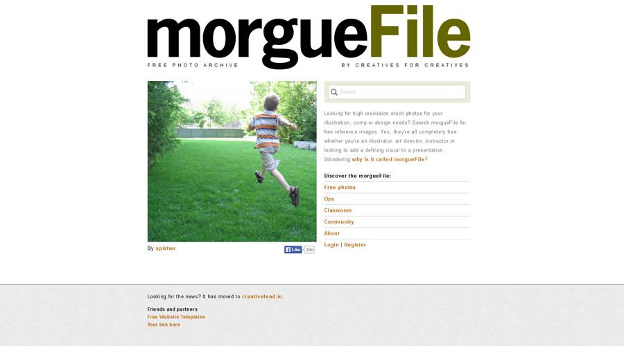 morguefile